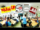 360 WARM UP - The Cookie Jar - ESL Teaching Tips - Mike's Home ESL