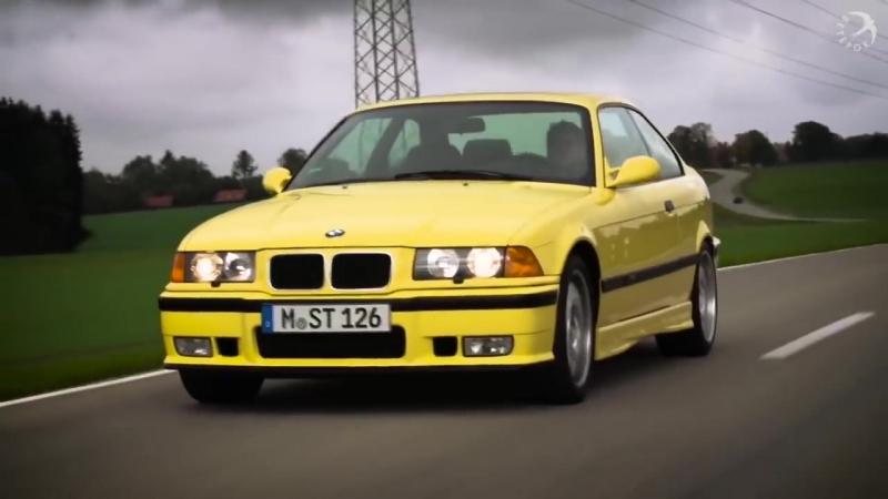 BMW M3. История ВСЕХ поколений в одном видео!