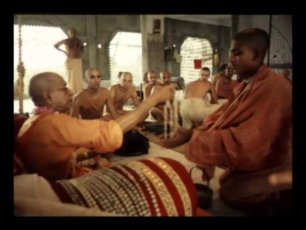 Taking Sannyasa Keep it Very Perfectly Prabhupada 0719