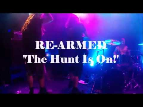 RE-ARMED - The Hunt Is On! (OFFICIAL VIDEO 2018)