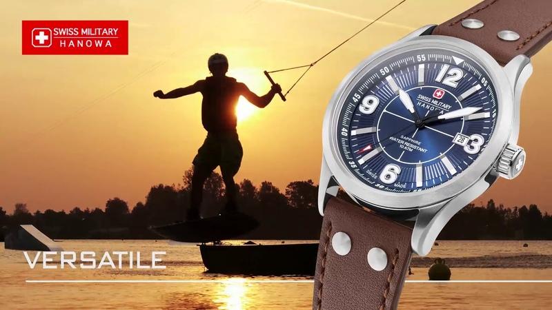 Швейцарские наручные часы Swiss Military Hanowa