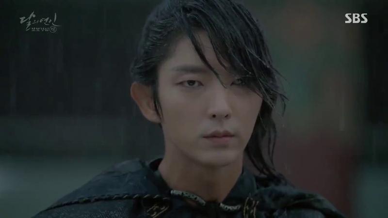 Scarlet Heart Ryeo Ep 11 rain scene