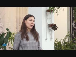 Встреча с выпускницей школы Анной Волынкиной