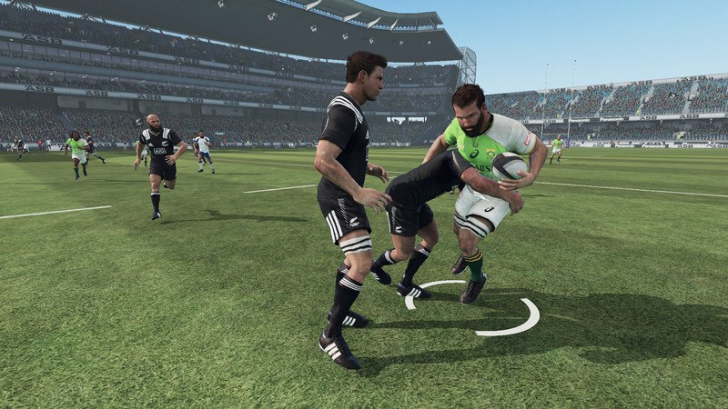 Rugby Challenge 3 (2016) PC - Скриншот 3