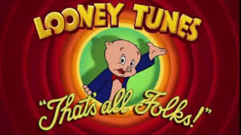 Merrie Melodies 1954 - Porky - Alarma nocturna » Freewka.com - Смотреть онлайн в хорощем качестве