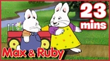 Max &amp Ruby Max's Froggy Friend Max's Music Max Gets Wet - Ep. 16