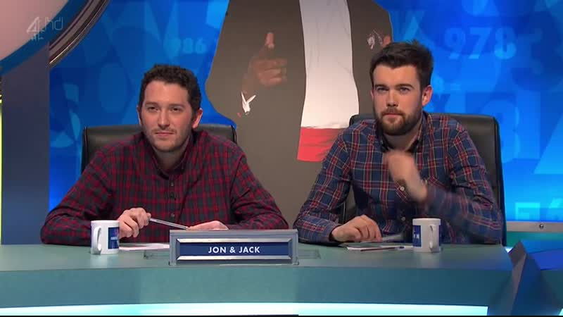 8 out of 10 Cats does Countdown S06E02 (16.01.2015)