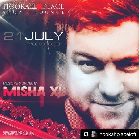 MISHA XL - HOOKAH PLACE LOFT vol.31