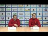 Динамо-Казань - СКА-Нефтяник 5:8 (11.02.2017). Пресс-конференция