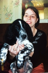 Оксана Чернявская, 25 марта 1985, Санкт-Петербург, id92204544