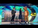 Электрошок - Музыкальный фристайл (КВН Премьер лига 2018. Первая 1/4 финала)