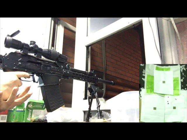 Тесты пуль Контарёва 33г для короткого ствола и