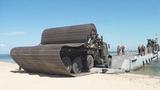 World Amazing Latest Technology Army Corps of Engineers Modern Military Equipment Pontoon Bridges