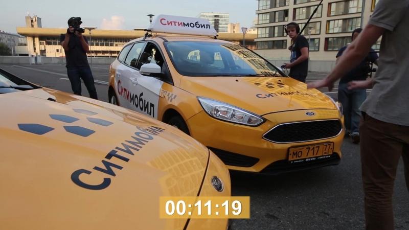Награждение победителя конкурса Получи пульт таксипортации