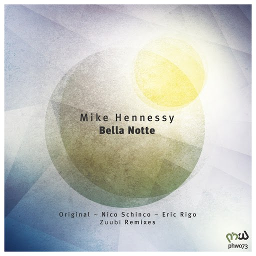 Mike Hennessy альбом Bella Notte