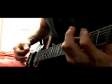 Meg  Dia - Monster (DotEXE Dubstep Remix) Guitar Cover