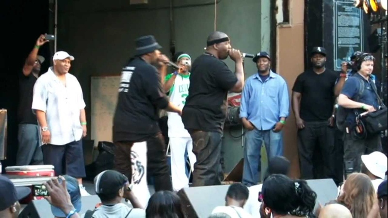 EPMD - So Whatcha Sayin / Rampage (Summerstage 2012)