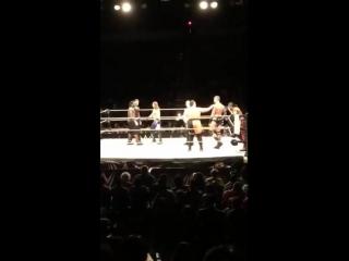 AJ Styles, Jeff Hardy  R Truth vs Randy Orton, Samoa Joe  Shinsuke Nakamura WW