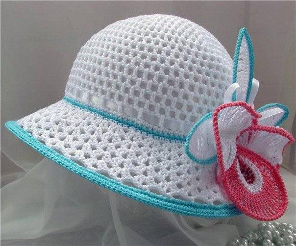 Для того чтобы шляпа держала