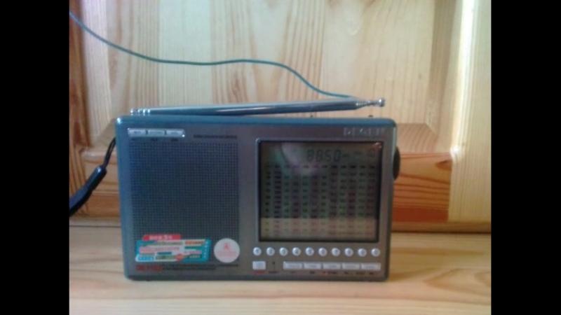 Прием Extra FM на частоте 88 5 МГц под Гродно из Вильнюса на Degen 1103