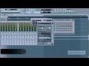 Fruity Loops Studio Урок 4 - Эффект Sidechain | muznation