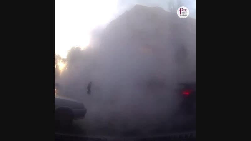 «Ежик в тумане» по-саратовски