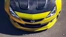 Opel Astra J GTC wide body - Финал но это не точно