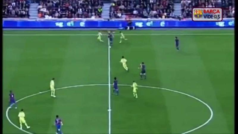 Messi solo goal v getafe spanish Catalan commentator Puyal Apr 07