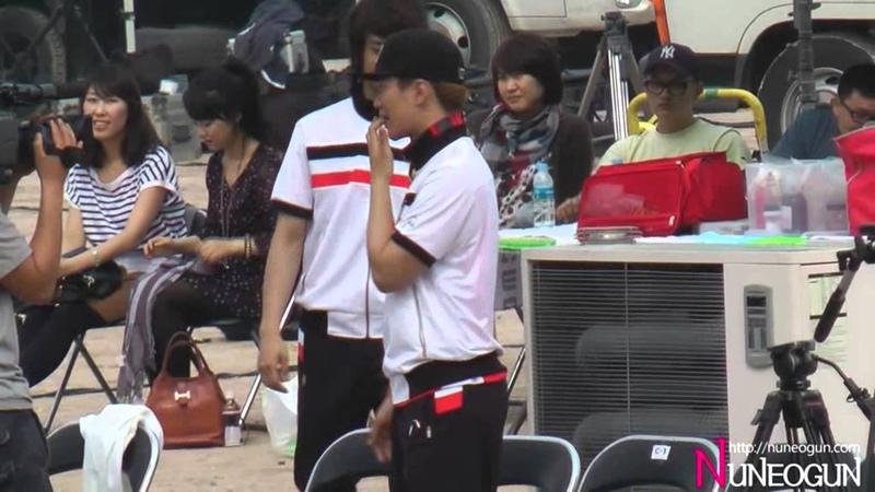 *100519 출발드림팀 촬영_JUNHO Focus