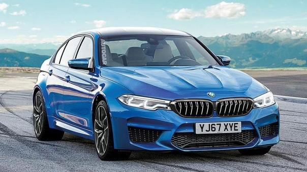 Новая BMW M3 получит 500-сильную версию и «механику».
