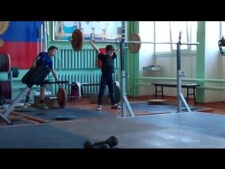 Артём Горбаченко-08 г/р-проходка р.кл.-22,24,26,28,30-не удачно+30 кг.
