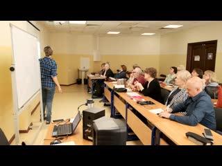 """""""московское долголетие"""" в ниу вшэ: изучение английского языка"""