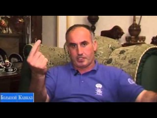 Oleg iadze rusul gadacemashi (interviu)