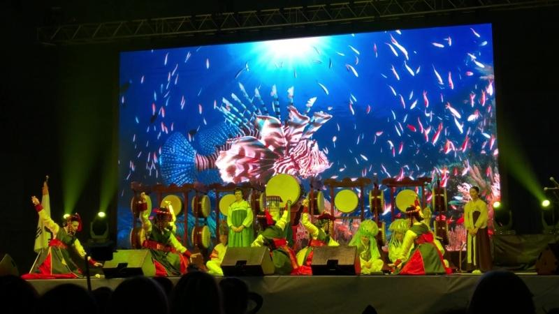 Центр Нан - танец