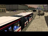 City Bus Simulator München Gameplay 001#: Blöde KI