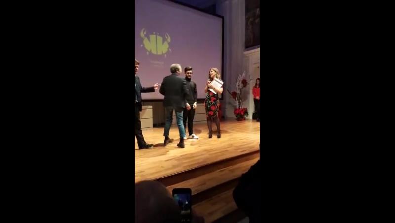 Piero Barone Premio Karkinos