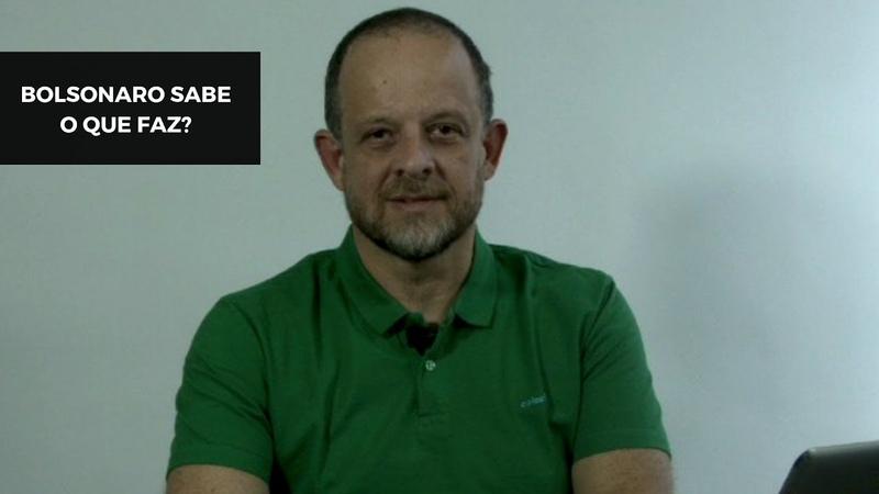 20 Minutos Nacional - Bolsonaro sabe o que faz?