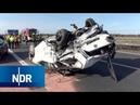 Geschwindigkeitsrausch Was tun gegen Rüpel und Raser 45 Min NDR