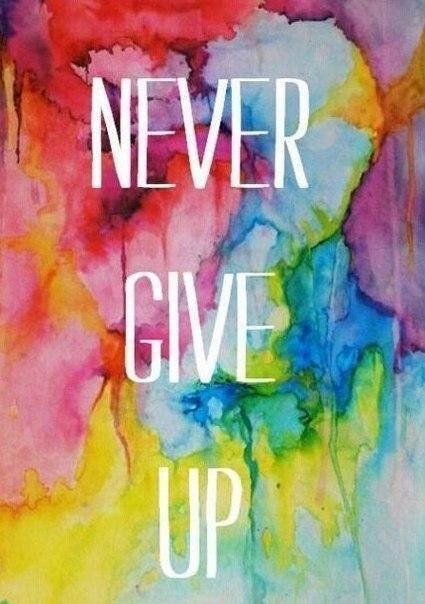 Что бы не случилось никогда не сдавайся!… (2 фото) - картинка