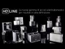 Steam Blender Frullatore multifunzione con sistema di cottura a vapore HD Line Hotpoint Ariston
