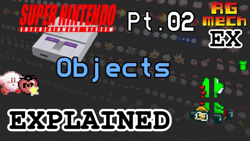 Objects - Super Nintendo Entertainment System Features Pt. 02