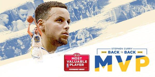 Самый ценный игрок НБА 2016