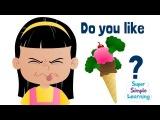 Do You Like Broccoli Ice Cream? | Food Song