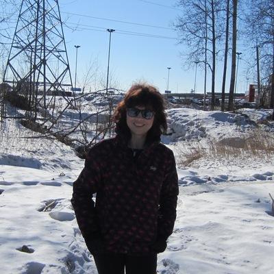 Наталья Зайцева, 20 февраля 1991, Санкт-Петербург, id111157630