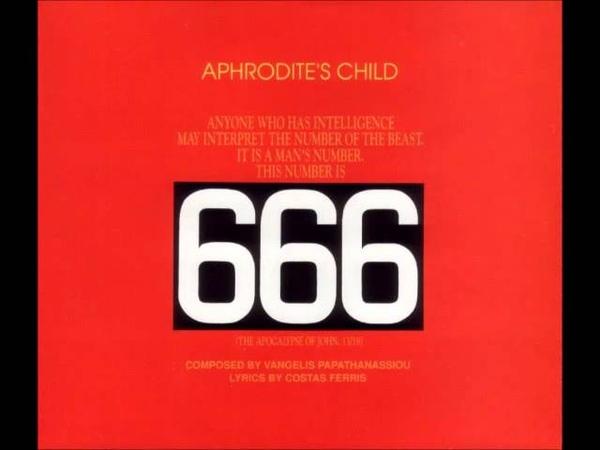 Aphrodite's Child - 666 (Full Album Part 1)