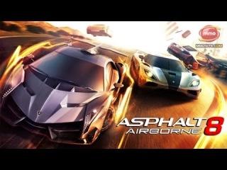Игры андройд: Asphalt 8: Airborne