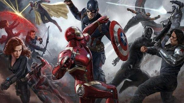 Лучшие фильмы про супергероев!