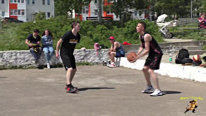 Streetball Смена Чемпионы