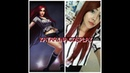 League of Legends RED CARD KATARINA COSPLAY PROCESS