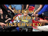 Entire STEPH CURRY interview from New Orleans, day before G3